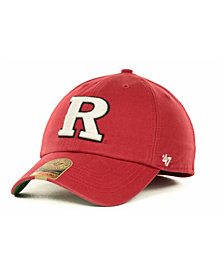 '47 Brand Rutgers Scarlet Knights Franchise Cap