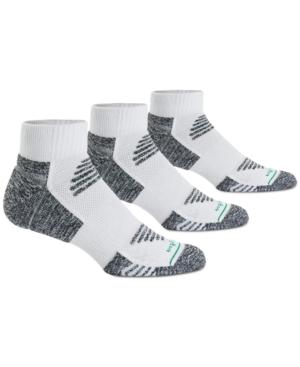 Men's 3-Pack Active Quarter Socks