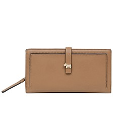 Newick Road Large Bifold Leather Wallet