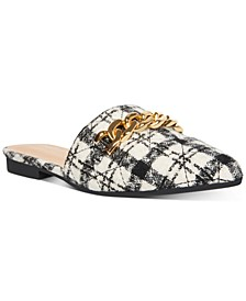 Tania-Q Chained Mule Flats