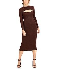 Carolyn Glitter Dress