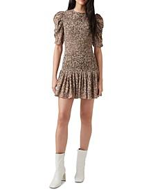 Erika Smocked Dress