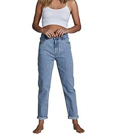 Women's Stretch Mom Jeans