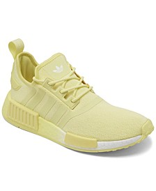 Women's NMD R1 Primeblue Casual Sneakers from Finish Line