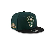 Milwaukee Bucks 2021 Youth Champ Side Patch 9FIFTY Cap