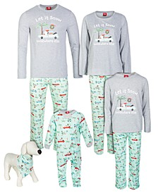 Matching Tropical Santa Collection
