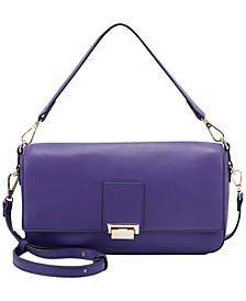 Edenne Shoulder Baguette Bag, Created for Macy's