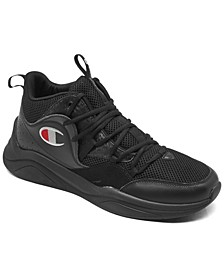 Men's Recruit Hi Casual Sneakers from Finish Line