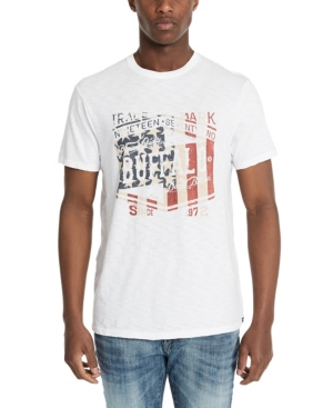 Men's Tabama Vintage Like Label T-Shirt