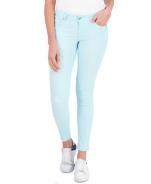 Juniors' Hyper-Stretch Skinny Jeans