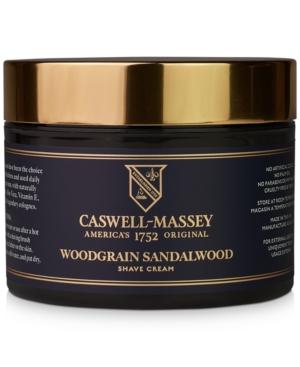 Heritage Woodgrain Sandalwood Shave Cream