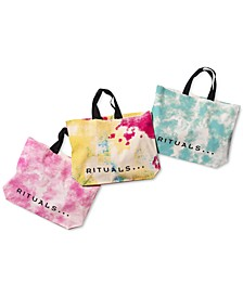 Receive a Free Beach Bag with any $50 Rituals purchase