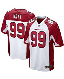 Men's J.J. Watt White Arizona Cardinals Game Jersey