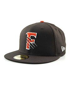 New Era Fresno Grizzlies MiLB 59FIFTY Cap