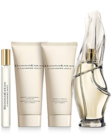 4-Pc. Cashmere Mist Fragrance Essentials Gift Set