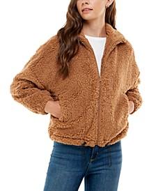 Juniors' Teddy Bear Jacket
