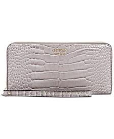 Lyndi Large Zip Around Wallet