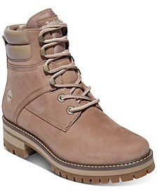 Women's Courmayeur Valley Lace-Up Lug Sole Boots
