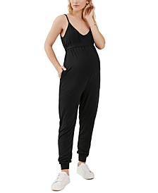 Luxe Collection Maternity Jumpsuit