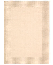 kathy ireland Home Cottage Grove Coastal Village Bisque Area Rug