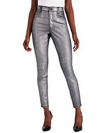 Coated Skinny Jeans, Created for Macy's