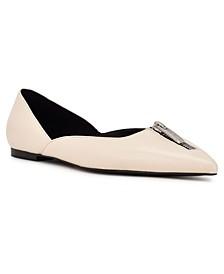 Women's Brina Pointy Toe Flat Shoes