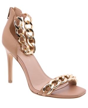 Women's Isinna Chain Detail Dress Sandals Women's Shoes