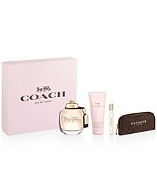 4-Pc. COACH Eau de Parfum Gift Set
