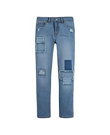 Little Girls Girlfriend Jeans