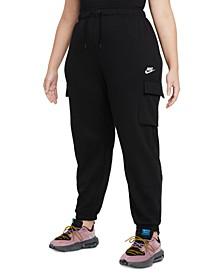 Plus Size Sportswear Essentials Pants