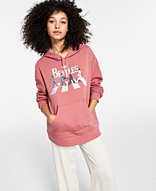 The Beatles Abby Road Graphic-Print Hoodie