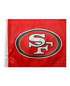 Rico Industries San Francisco 49ers Car Flag