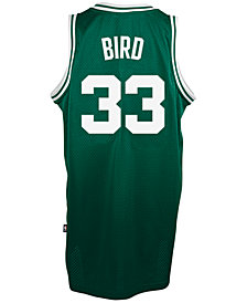 987b83cfac0a adidas Men s Larry Bird Boston Celtics Retired Player Swingman Jersey