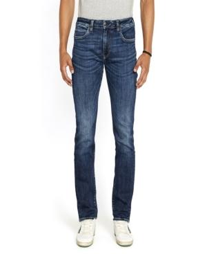 Men's Straight Six Wash Jeans