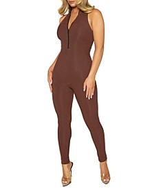 The NW Zipped Up Baby Snatched Jumpsuit