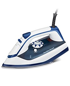 Stainless Steel Soleplate Steam Iron