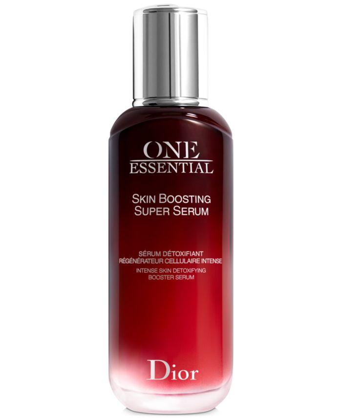 Dior One Essential Skin Boosting Super Serum, 2.5 oz. & Reviews - Skin Care - Beauty - Macy's