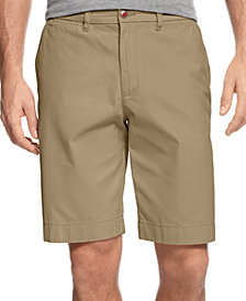 "Tommy Hilfiger Men's Big and Tall 8 1/2"" Chino Shorts"