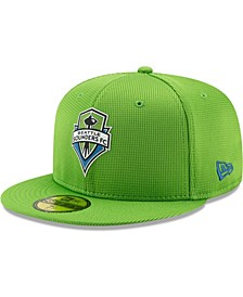 Seattle Sounders FC On-Field 59FIFTY Fitted Cap