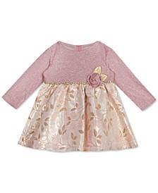 Baby Girls Jacquard Dress