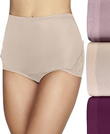 Women's 3-Pk. Lace Nouveau Brief Underwear #13011
