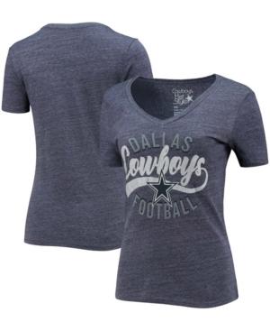 Loma V-Neck Tri-Blend T-shirt
