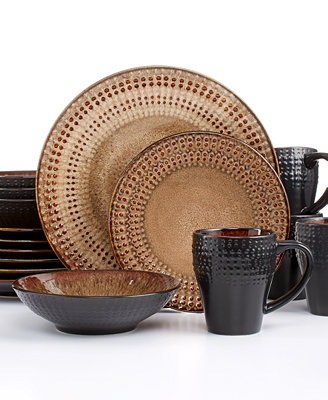 Pfaltzgraff Everyday Cambria 16-Pc. Set, Service for 4 - Dinnerware - Dining & Entertaining - Macy's