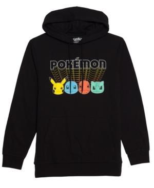 Men's Pokemon Hooded Fleece Sweatshirt
