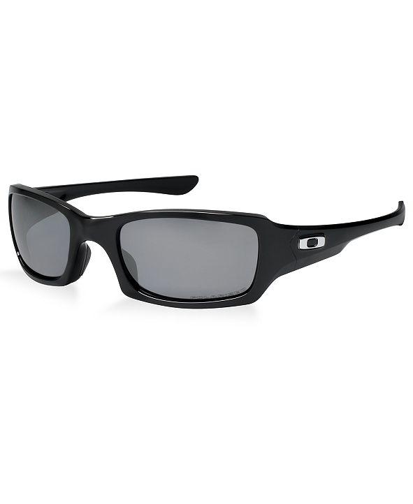 Oakley Polarized Sunglasses , OO9238 FIVES SQUAREDP