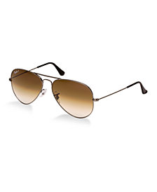 Ray-Ban Sunglasses, RB3025 58 ORIGINAL AVIATOR