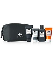 5-Pc. Essential Men's Skincare Regimen Set