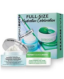 2-Pc. Full Size Hydration Celebration Set
