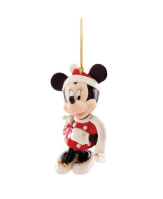 2021 Minnie Mouse Winter Ornament