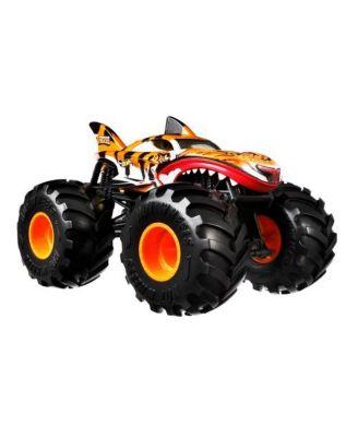 Hot Wheels Monster Trucks 1:24 Tiger Shark